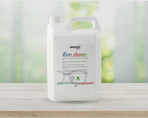 SeeSoo optics lens cleaner fluid is eco friendly and 100% natural, plants based