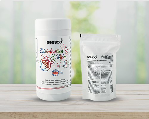 SeeSoo disinfection wipes
