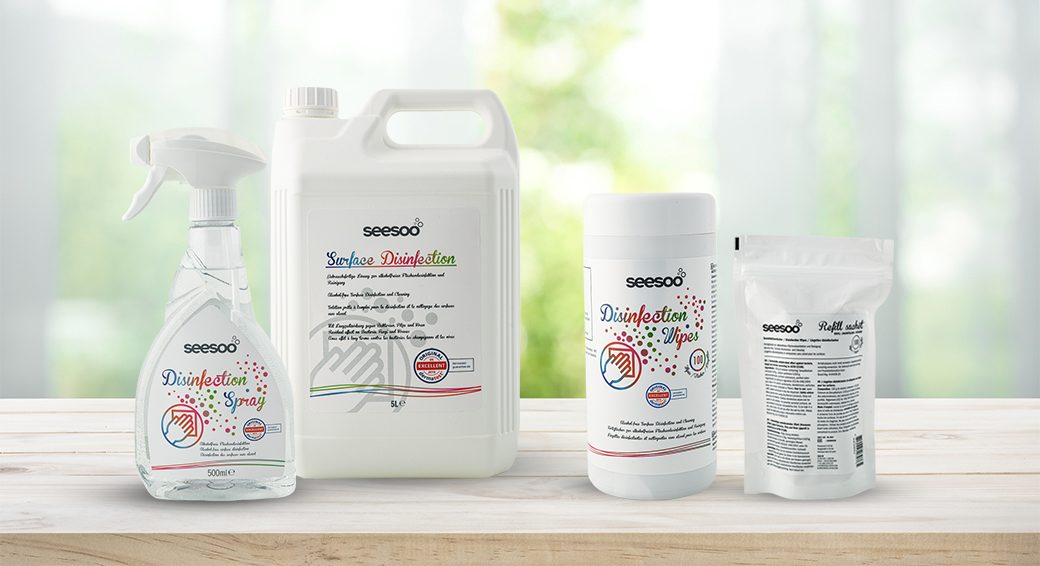 SeeSoo Optics Disinfection Products To Optimize Cleaning