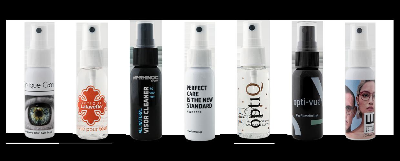 SeeSoo Optics Druckt Verschiedene Designoptionen Im Private Label