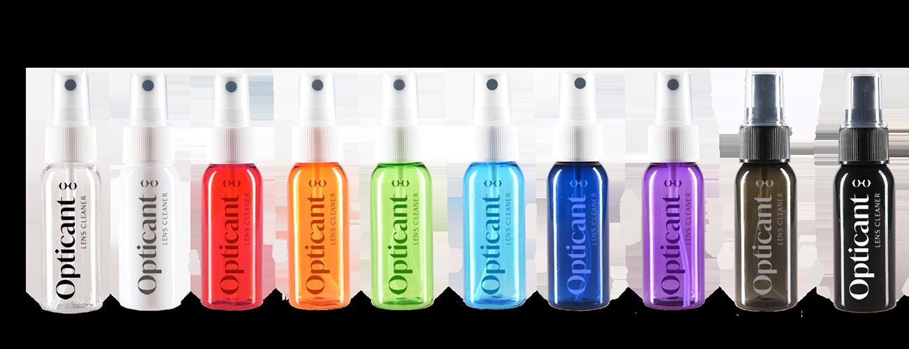 SeeSoo Optik Bietet Eine Breite Palette An Verschiedenen Flaschenfarben